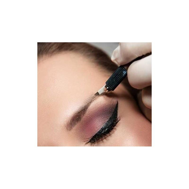 Ojos y Boca para practicas de micropigmentacion