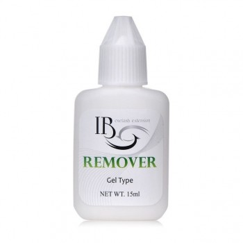 REMOVEDOR EN GEL 15 ML EXTENSIONES DE PESTAÑAS