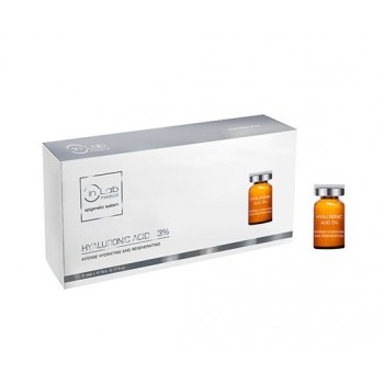INLAB VIALES HYALURONIC ACID 3%  5X5ML