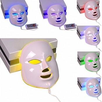 MASCARA LED 7 COLORES